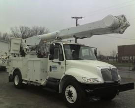520K (Altec AM855 Material Handler)