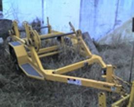 203ER – Dual Reel Cart w/Brakes