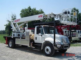 472U – (2007) 70′ Rear Mount Elliott with Jib Winch (ACOH)