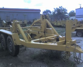 P3- Large Self-Loading Reel Cart