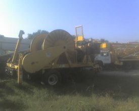 266B (20K Single Drum Puller)