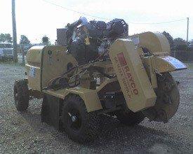 RQ539 – Self Propelled Stump Grinder