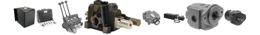 Hydraulic Reservoirs, Valves, Pumps & Motors PLREI