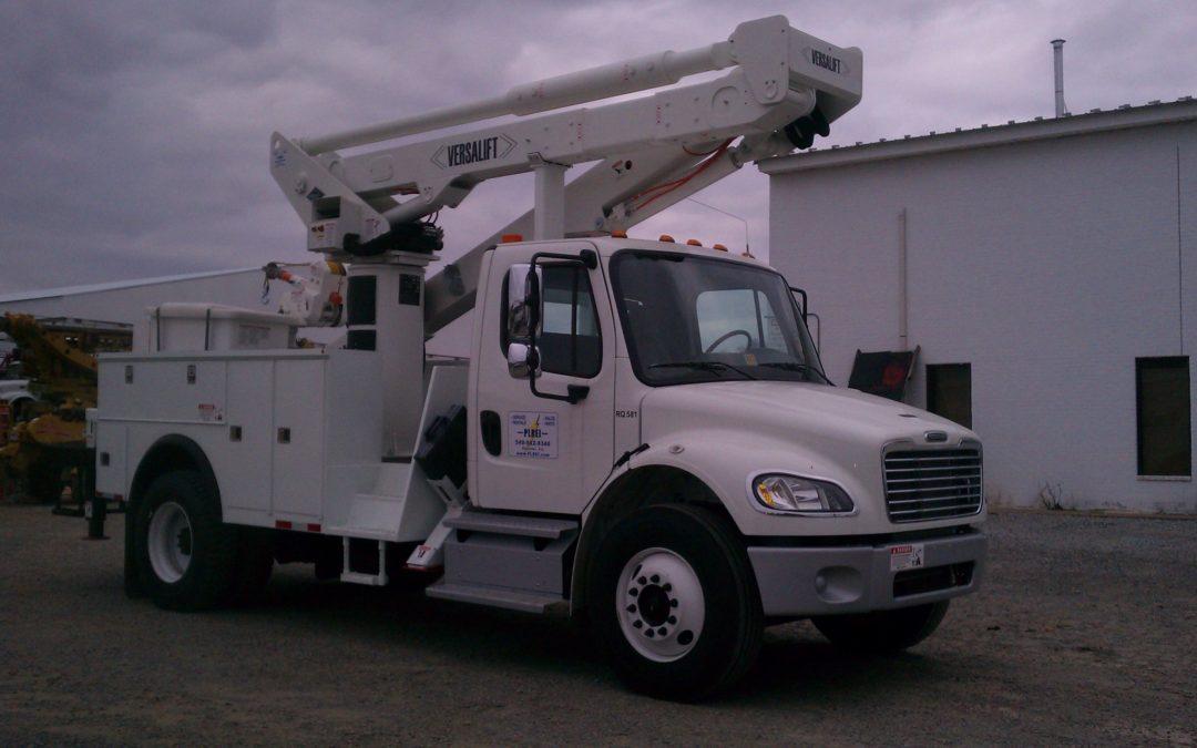 RQ581 (Versalift VST-5500-MHI)