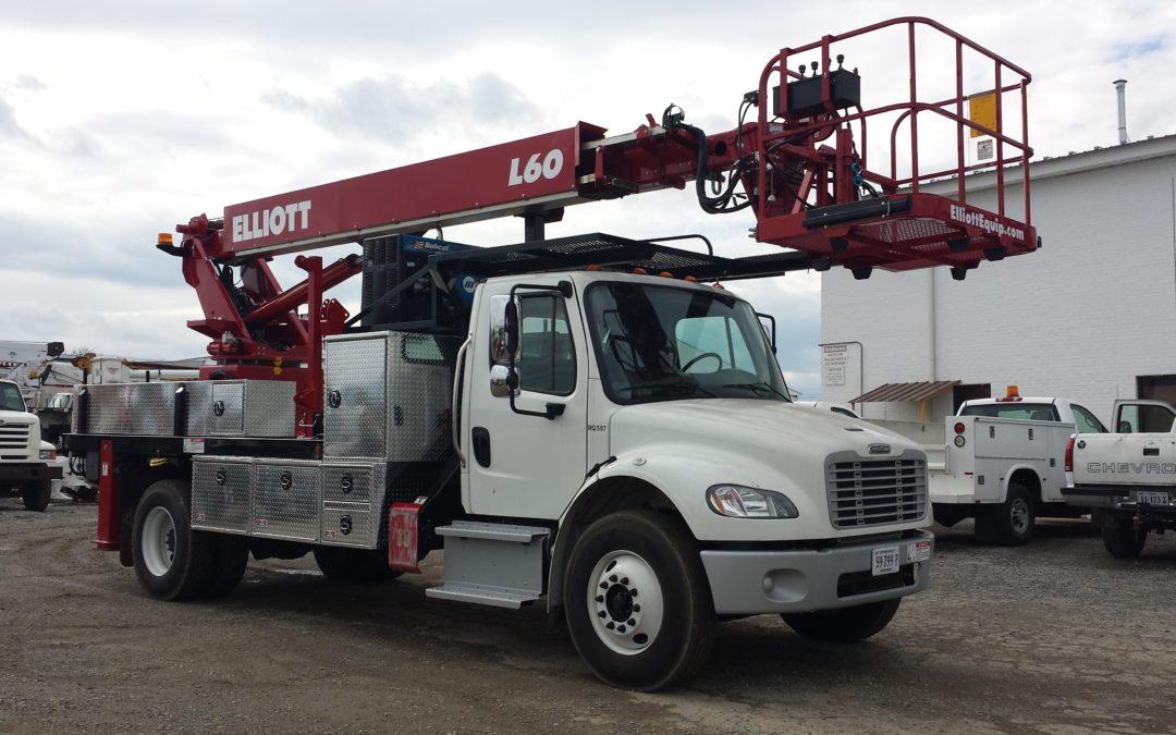 RQ597 (Elliott L60R-MHA)