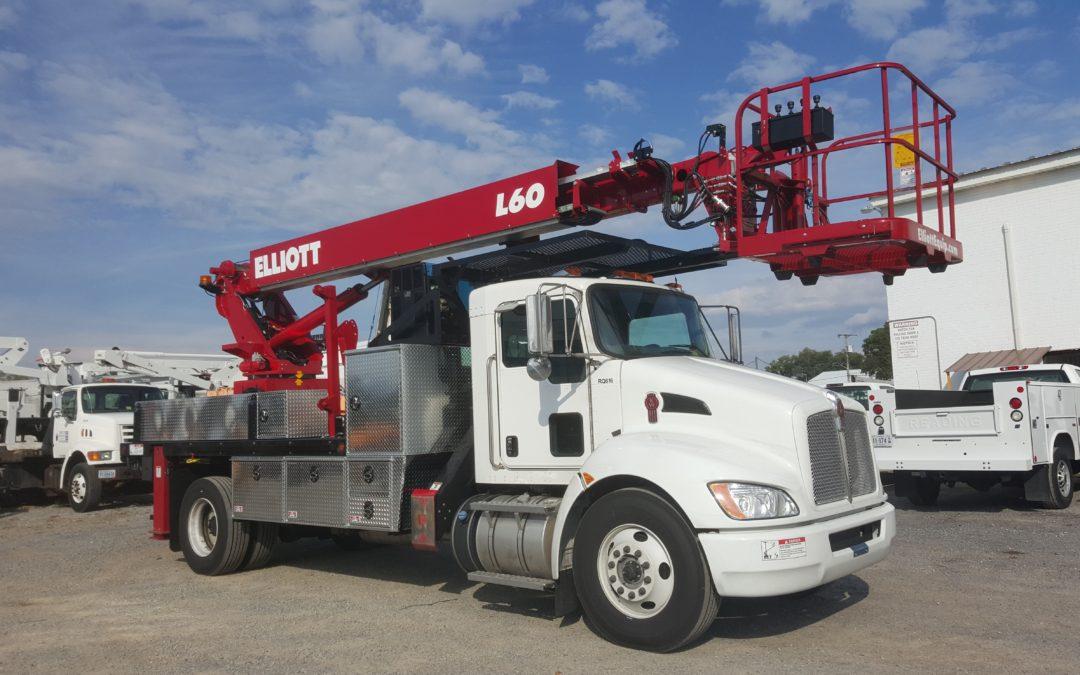 RQ616 (Elliott L60R-MHA)