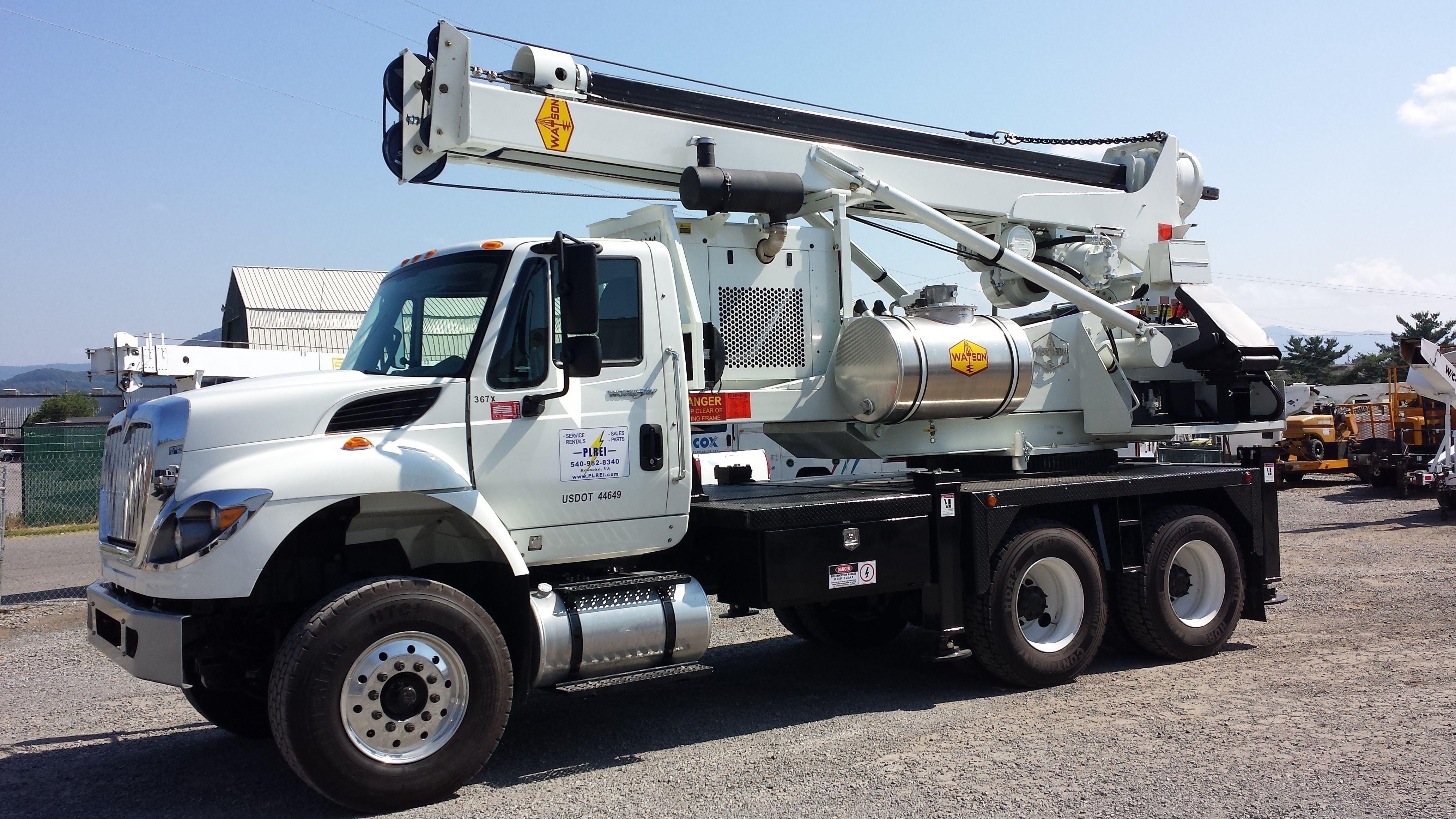 Aerial Bucket Trucks, Pressure Diggers, Crane Trucks ...